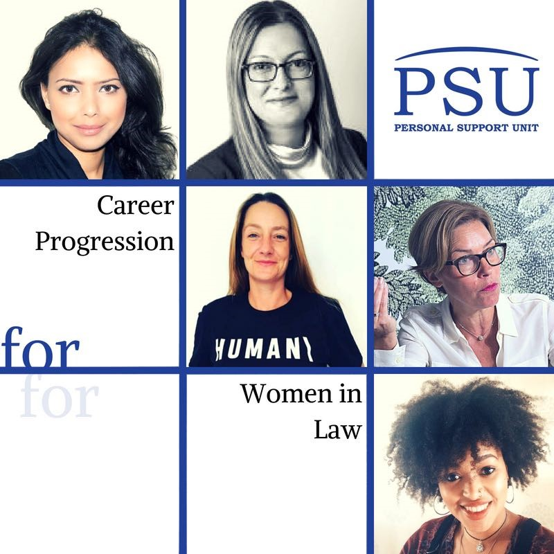 Career Progression for Women in Law